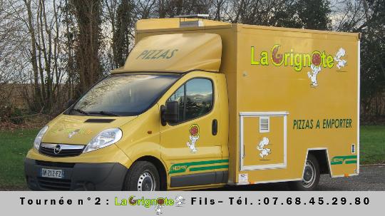 Telephone La Grignote Fils 0768452980